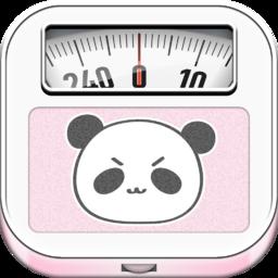 スマートフォンアプリ[超簡単!体重管理ダイエットbyだーぱん」をApp Storeで提供開始
