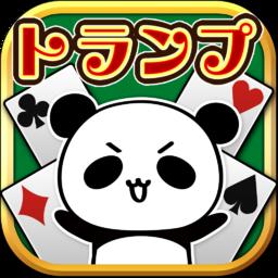 【i-033】icon_ソリティア&トランプbyだーぱん
